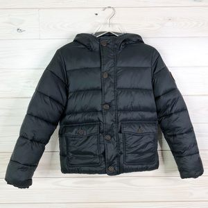 Abercrombie and Fitch Big Boy Jacket Down Winter
